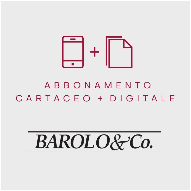 Barolo & Co. abbonamento cartaceo + digitale