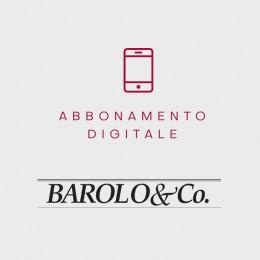 Barolo & Co. abbonamento digitale